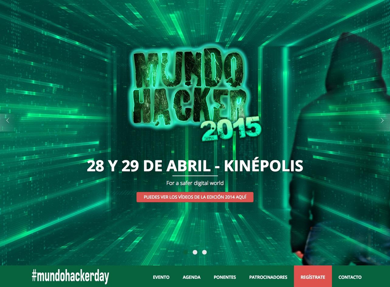 Captura web mundo hacker 2015
