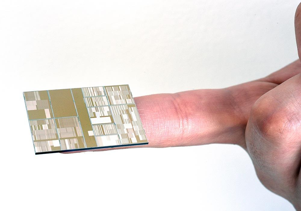 Chip IBM 7nm 2
