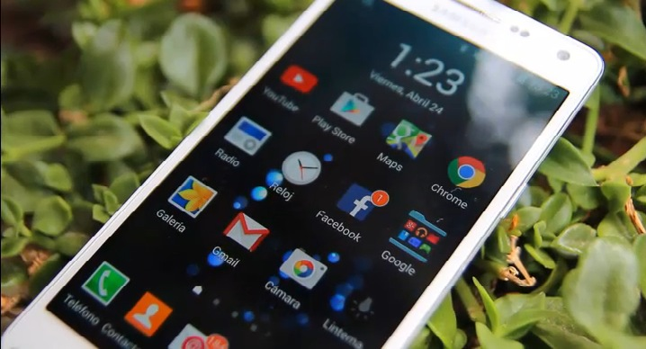 Globb Labs Galaxy A5