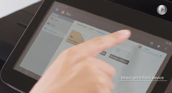 Globb Labs Impresora Samsung 3