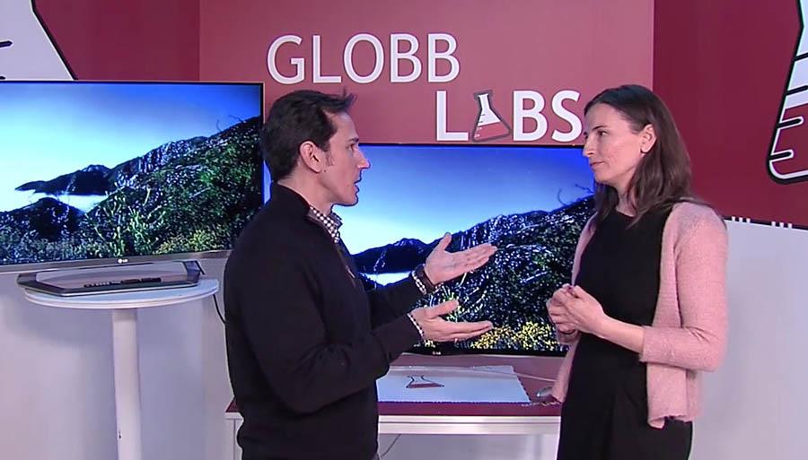 Globb Labs TV Anais Moreno 1