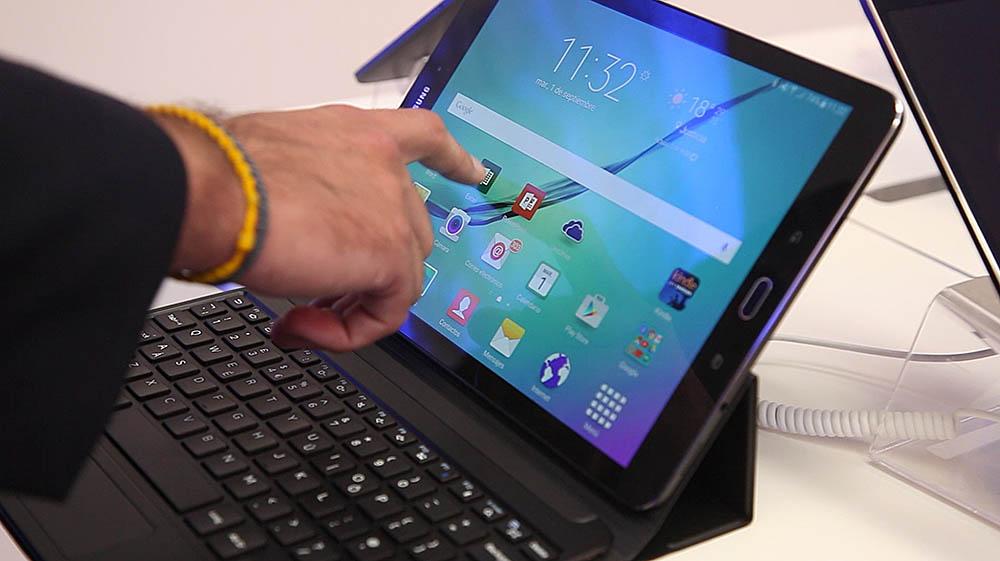 Galaxy Tab S2 9