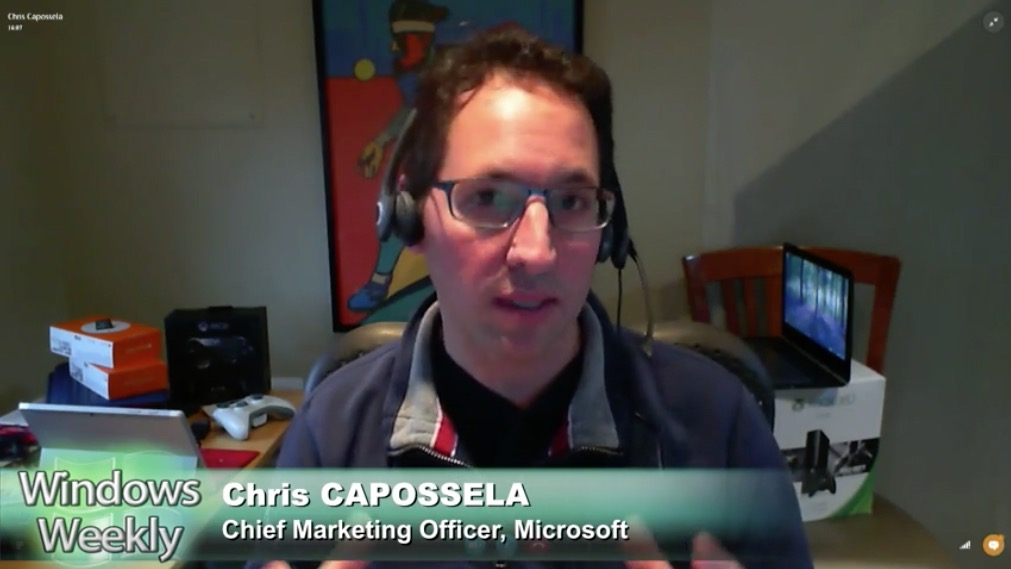 Entrevista Chris Capossela