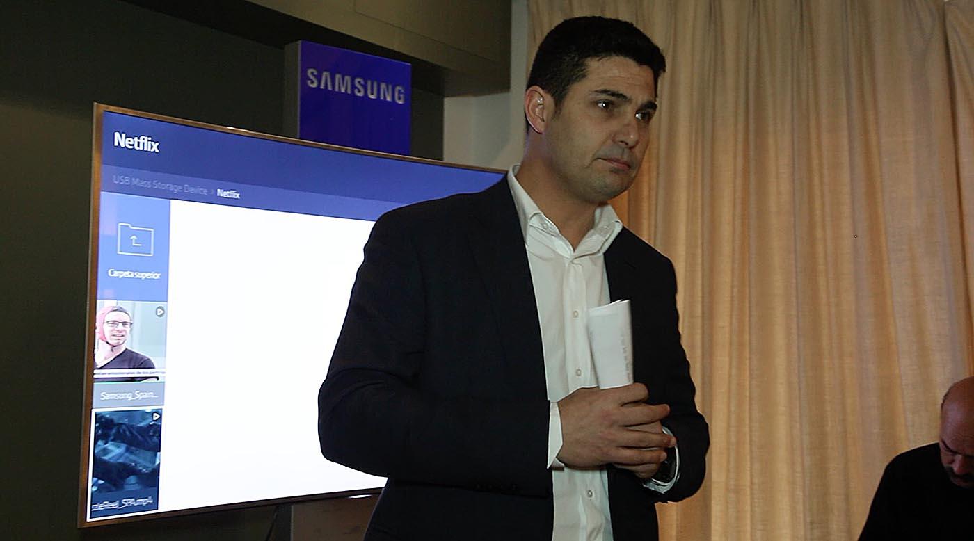 Nacho Monge Samsung