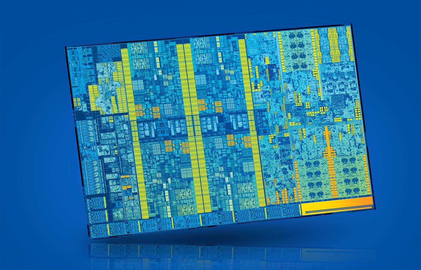 Intel vPro transistores