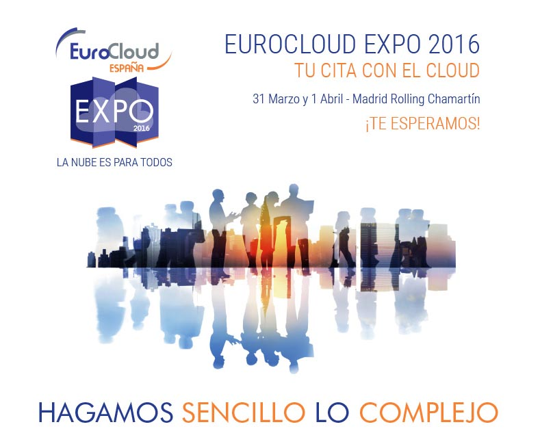 Cartel eurocloud 2016