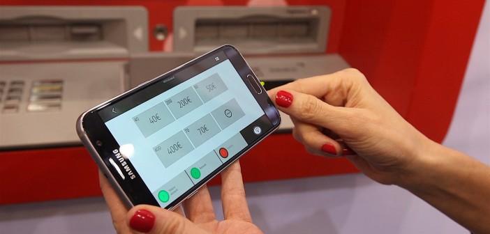 Más móvil y seguro: así es el cajero del futuro de Fujitsu