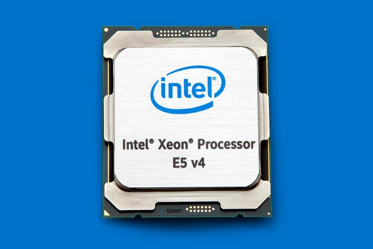 Intel Xeon E5 v4