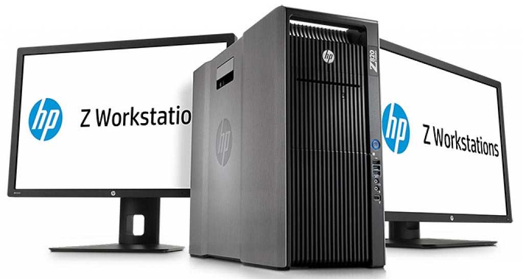 Workstation HP Z-02