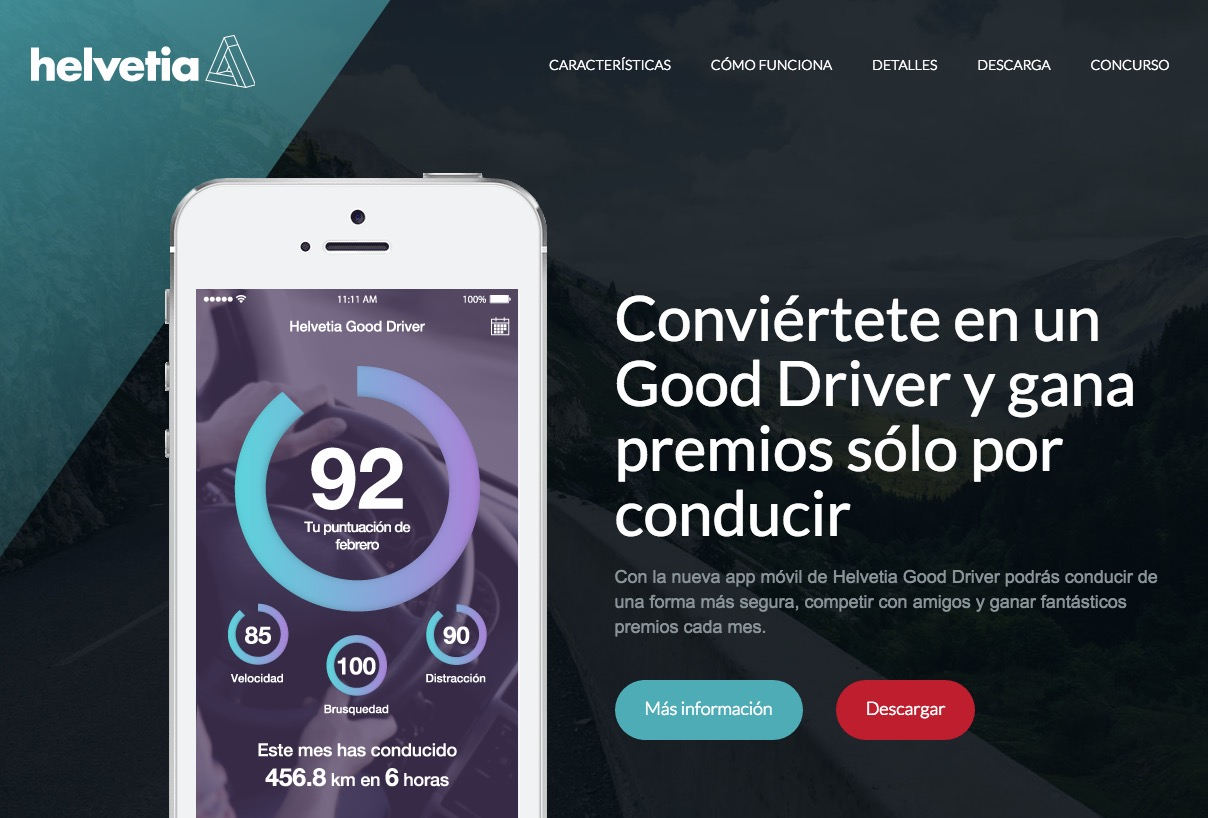 Helvetia Good Driver 2-03