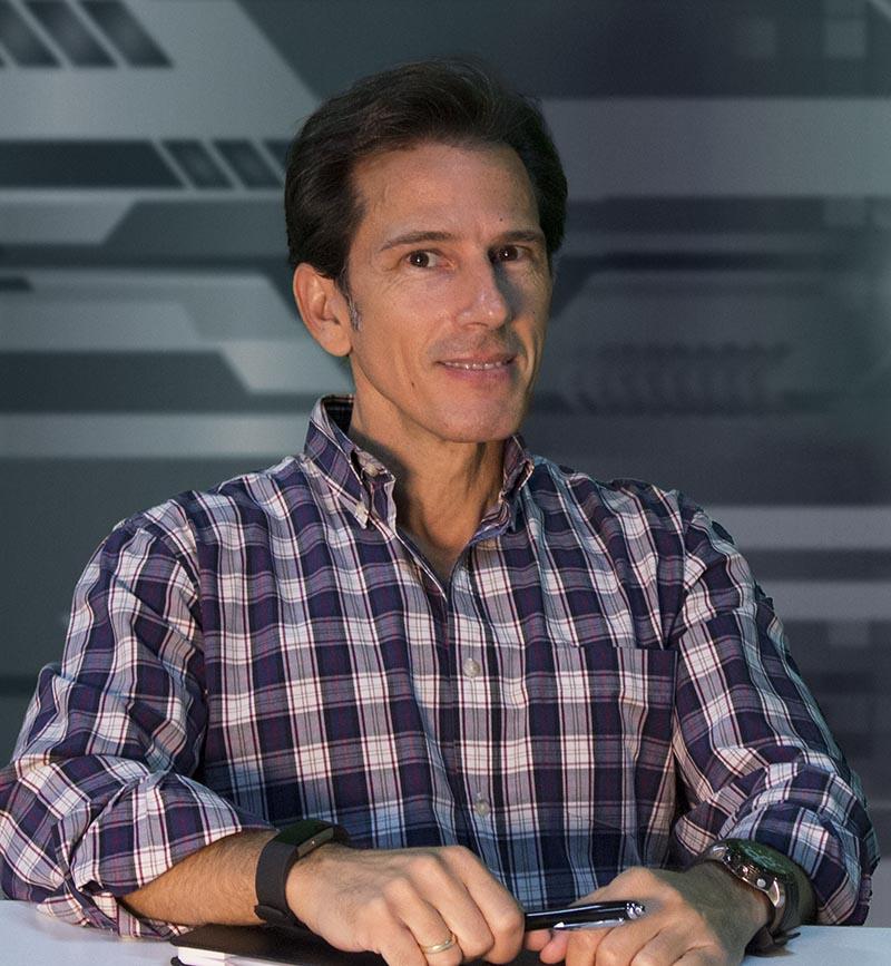 Moderado: Daniel de Blas. Director GlobbIT.