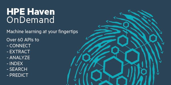 HPE-Haven-On-Demand