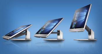 Nuevos PC todo en uno de HP