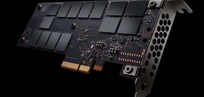 Intel Optane DC P4800X, el almacenamiento ultrarrápido del futuro ya está aquí