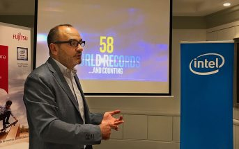 Antonino Albarrán Intel
