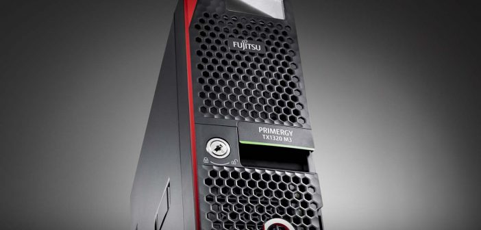 FUJITSU_Server_PRIMERGY_TX1320_M3