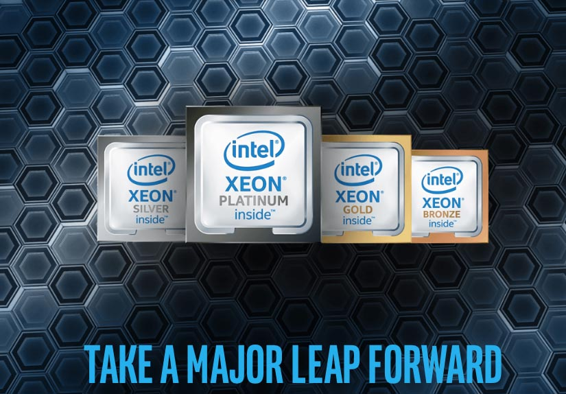 Intel Xeon escalables