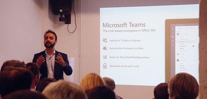 Presentación Microsoft Teams