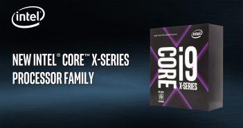 Intel Core Serie X