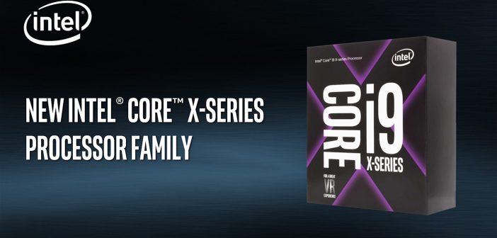 Intel desvela especificaciones y precios de los procesadores Intel Core Serie X