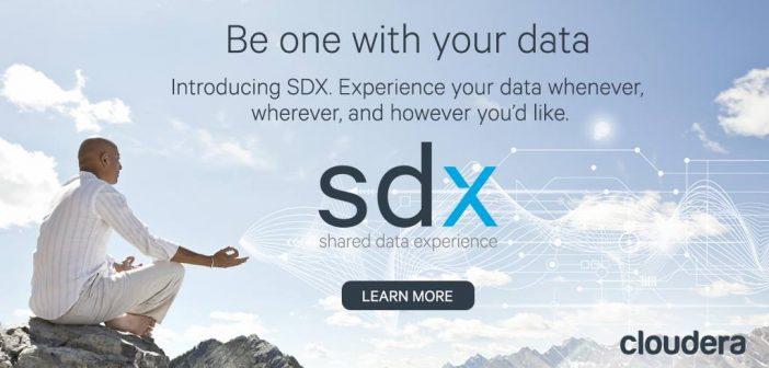 Cloudera SDX
