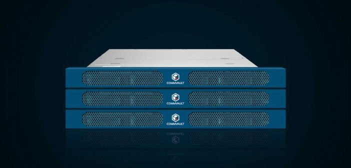 Commvault presenta HyperScale Appliance y Commvault HyperScale Software