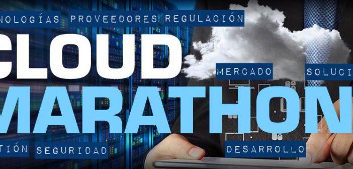 Cloud Marathon en GlobbIT. 28 de Noviembre en directo de 09:30 a 14:00.