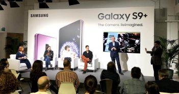 """Celestino García, Samsung: """"El Galaxy S9 es el mejor teléfono empresarial"""""""