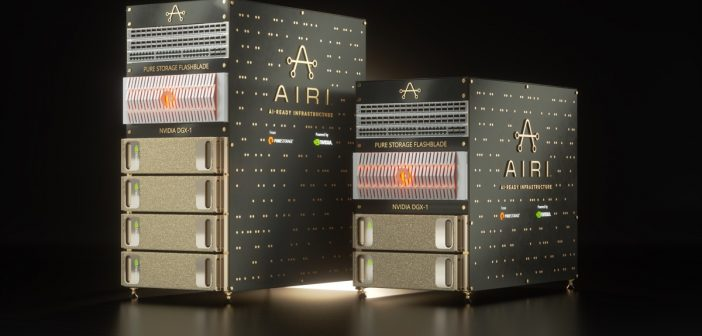 Pure Storage presenta AIRI Mini, su infraestructura para inteligencia artificial más asequible