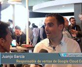 """Juanjo García, Google Cloud: """"Queremos llevar la inteligencia artificial de Google a pequeña empresas e incluso autónomos"""""""