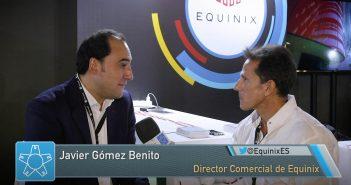 """Javier Gómez, Equinix: """"ayudamos a hacer eficaces y seguras las infraestructuras de nube híbrida"""""""