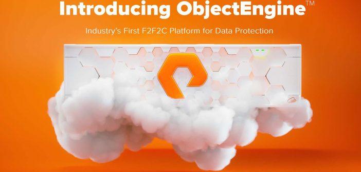 Pure Storage presenta su solución de backup ObjectEngine y la funcionalidad DirectFlash Fabric para su sistema Purity