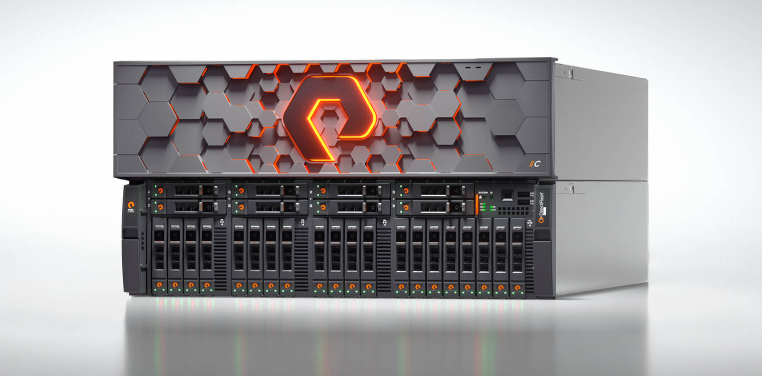 FlashArray C Pure Storage