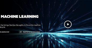 HPE ML Ops Inteligencia artificial
