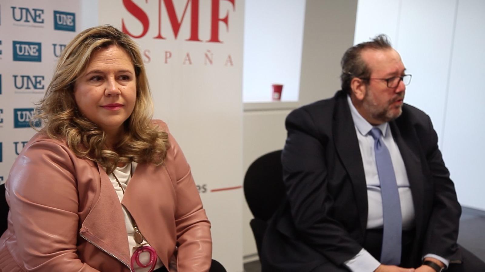 Paloma García, Directora de Normalización y Grupos de Interés de la Asociación Española de Normalización