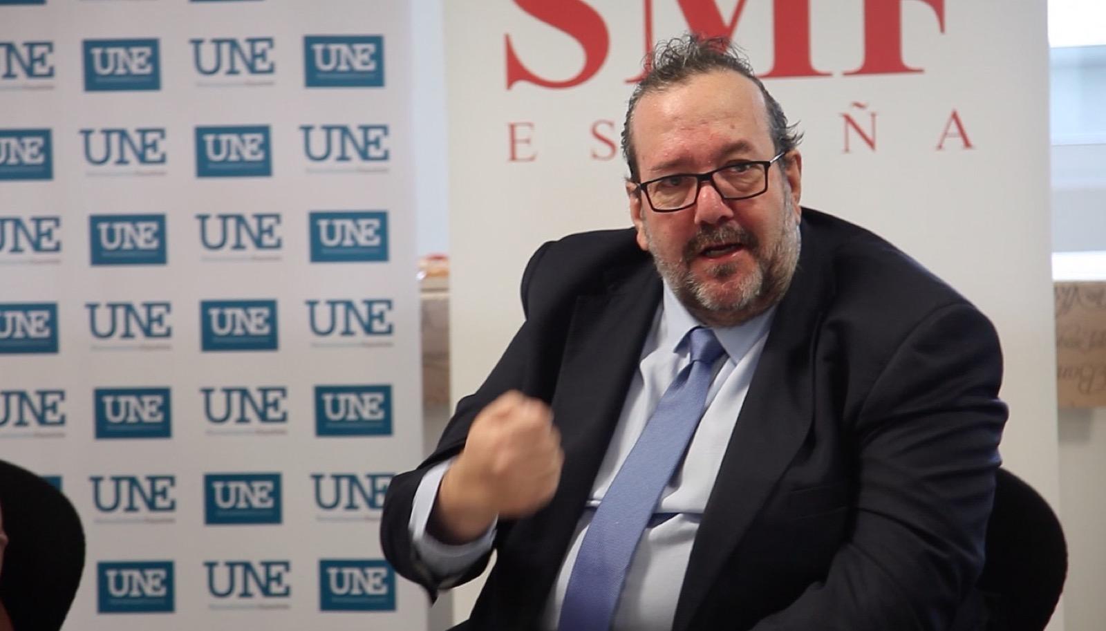 Javier Peris, Vicepresidente Ejecutivo de itSMF