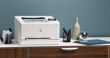HP presenta las nuevas impresoras Color LaserJet Pro M100 y M200 series