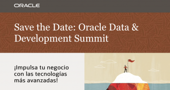 Save the date: Oracle Data & Development Summit