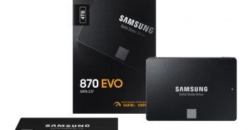 870 EVO-SSD SATA de Samsung-portada